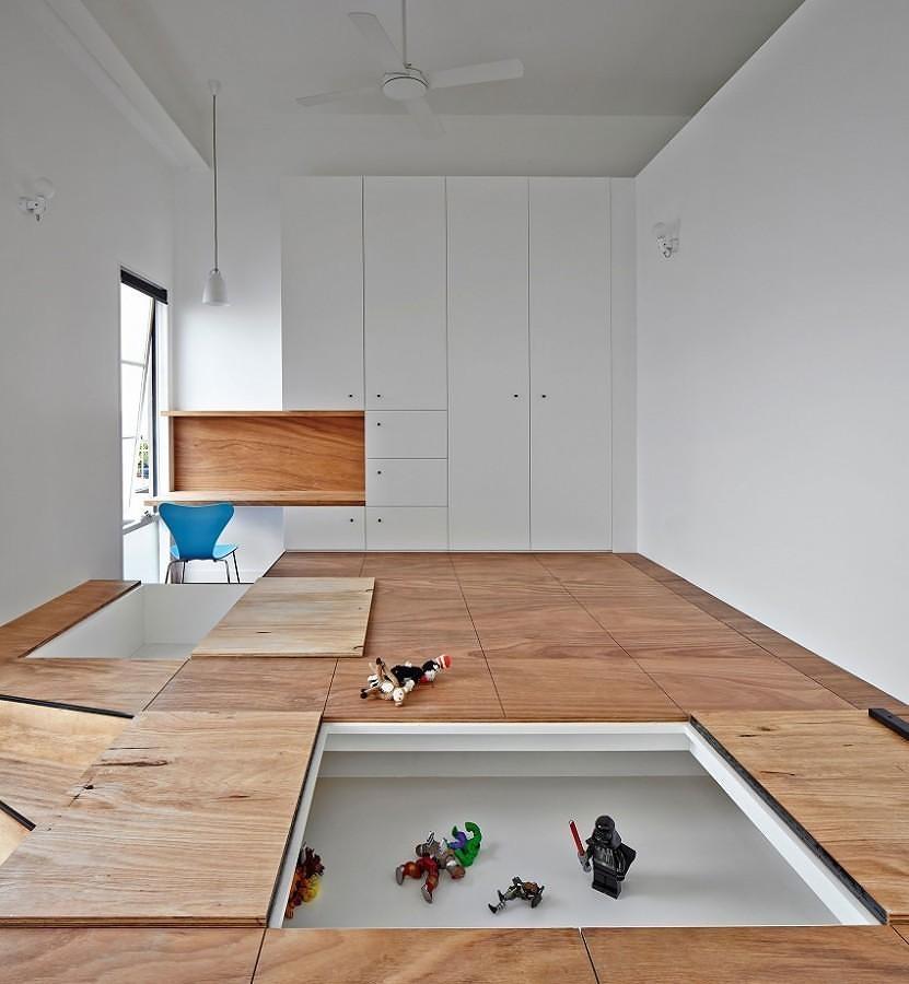 almacenaje piso