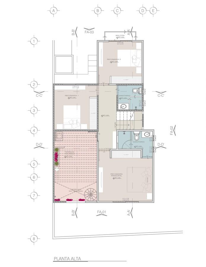 Ampliación segundo piso