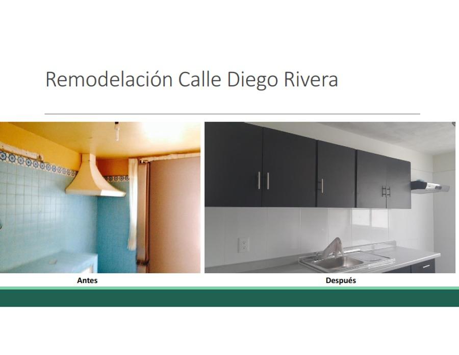 Foto: Antes y Después Cocina de Iidcee, Innovación en Ingeniería ...