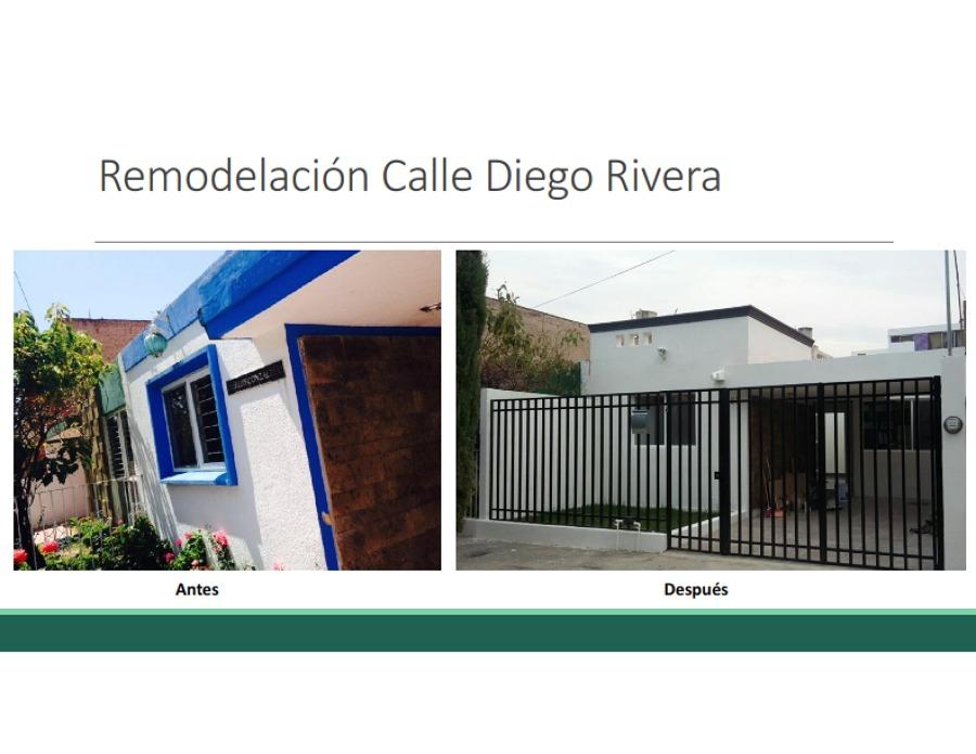 Remodelaci n casa habitaci n en diego rivera ideas for Ideas de remodelacion de casas