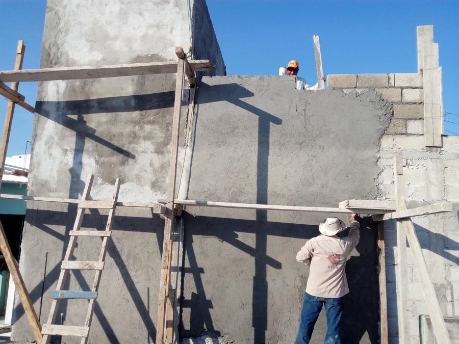 Muros exteriores fachadas edificios en cualquier nmero de - Decoracion muros exteriores ...