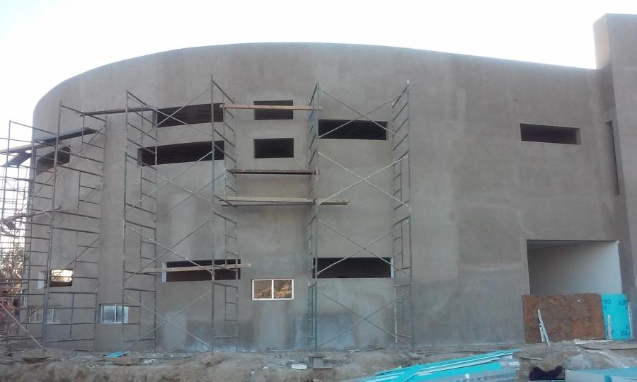 aplicacion de pasta en muros