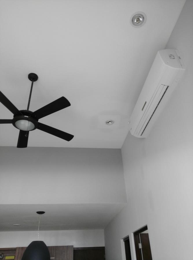 Aplicacion de pintura en interiores