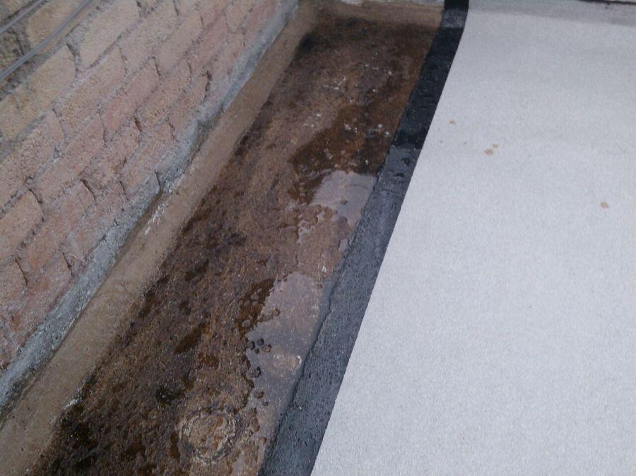 Trabajos de impremeabilizacion con tela asfaltica ideas for Precio mano de obra colocacion tela asfaltica