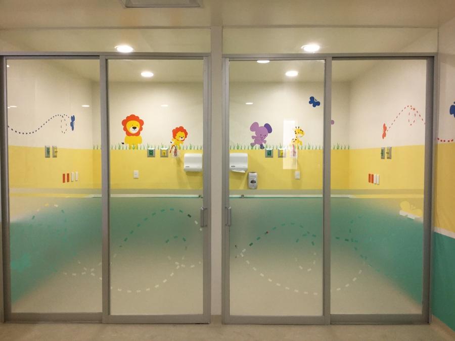 Área de cuidados intensivos