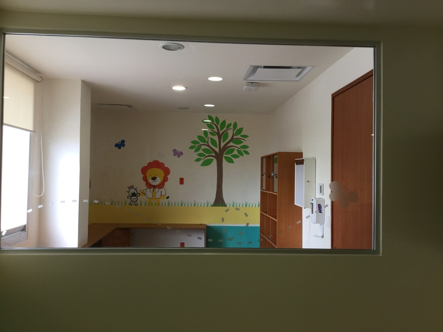 Área de doctores