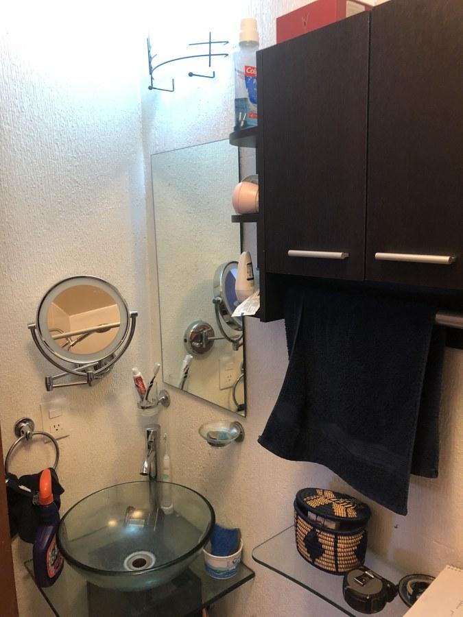 Area de lavabo