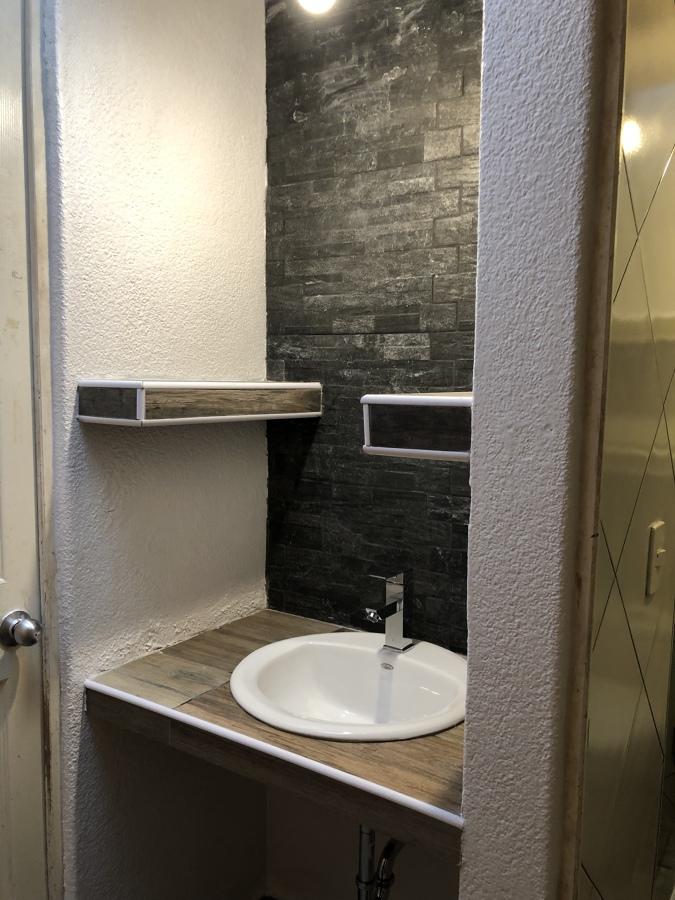Área de lavabo