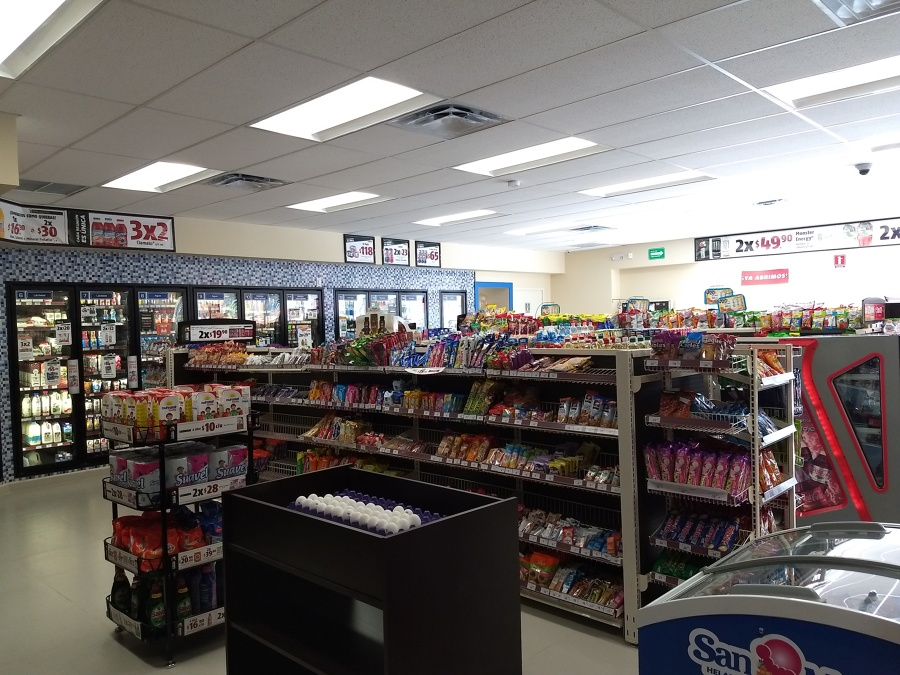 Área de ventas