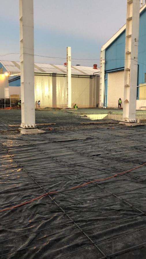 armado de piso de concreto