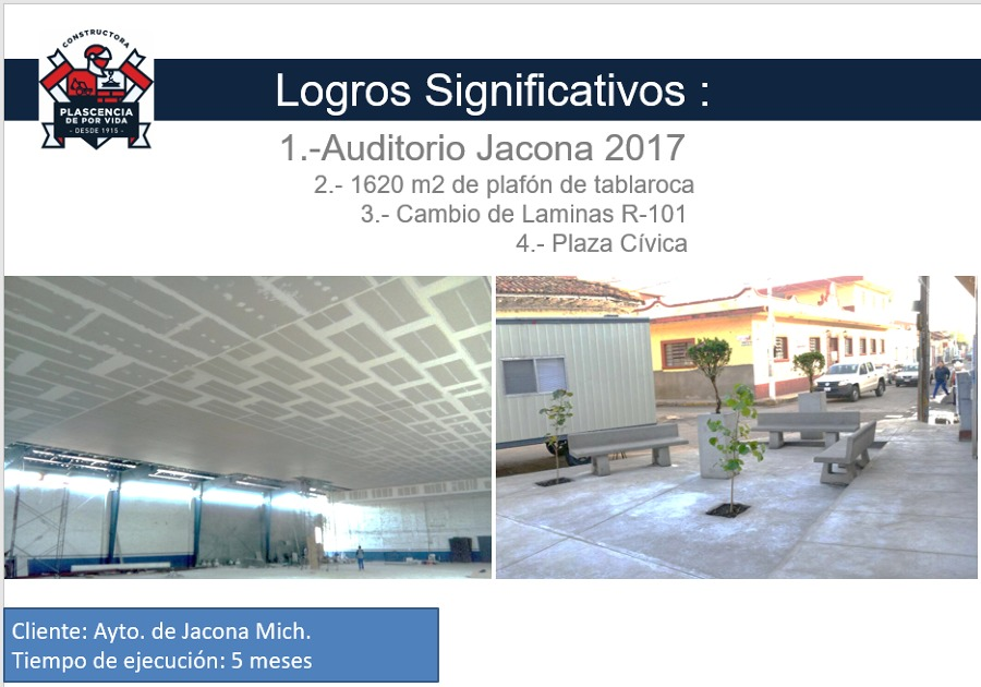 Auditorio Jacona
