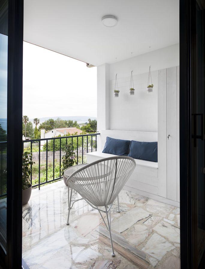 Balcón marmol