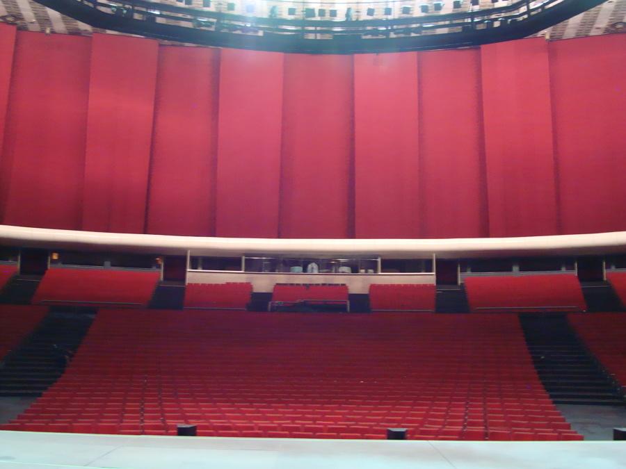 Banderas Acústicas para Afore en Auditorio Nacional