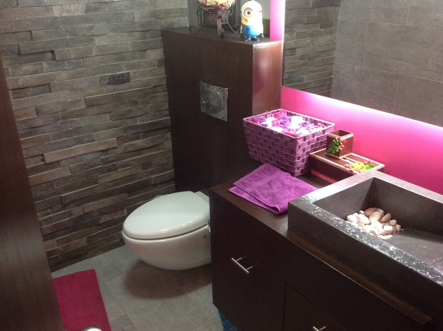 Muebles Para Baño Oaxaca:Foto: Baño de Visitas de Fase Cuatro Arquitectos #49075