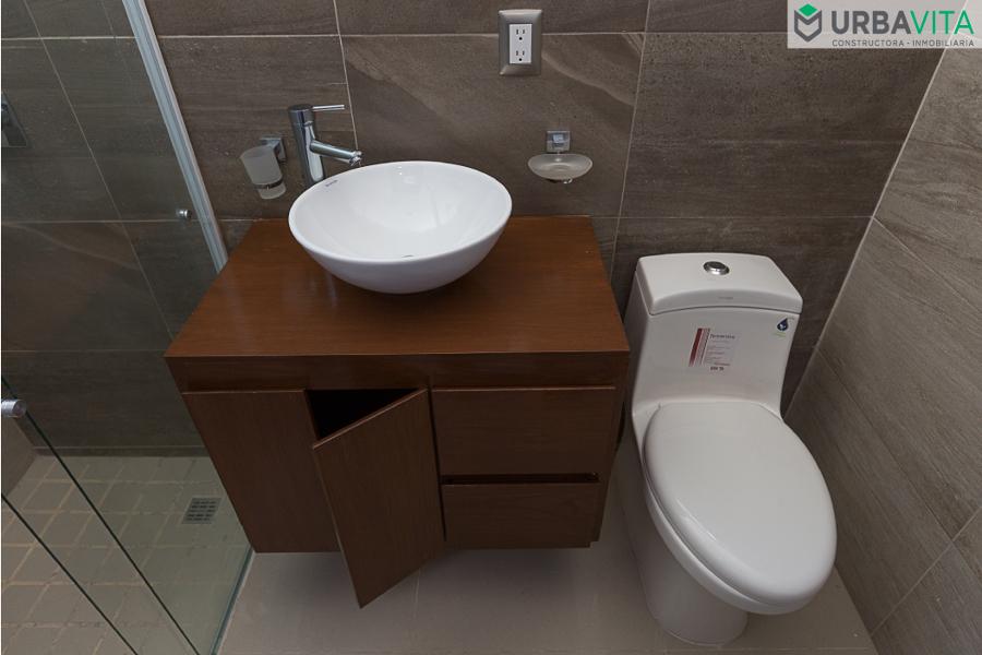 Baño- Hogar Los Robles