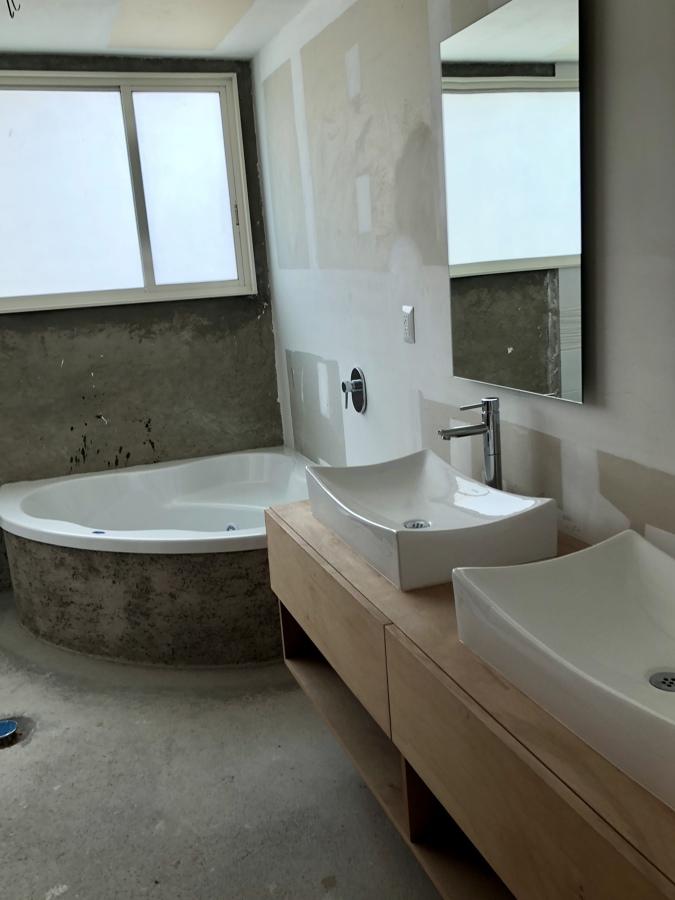 Baño principal Antea con tina