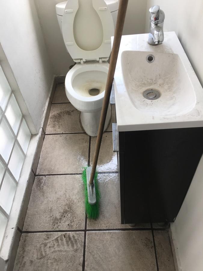 Baño recibidor planta baja