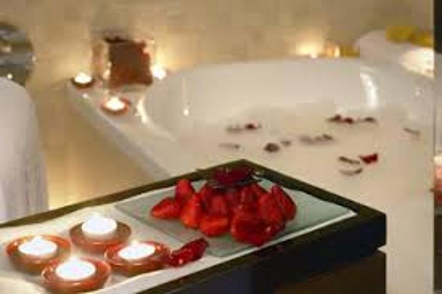 Baño Romantico Ideas: Dar un Toque Especial a Nuestra Estancia