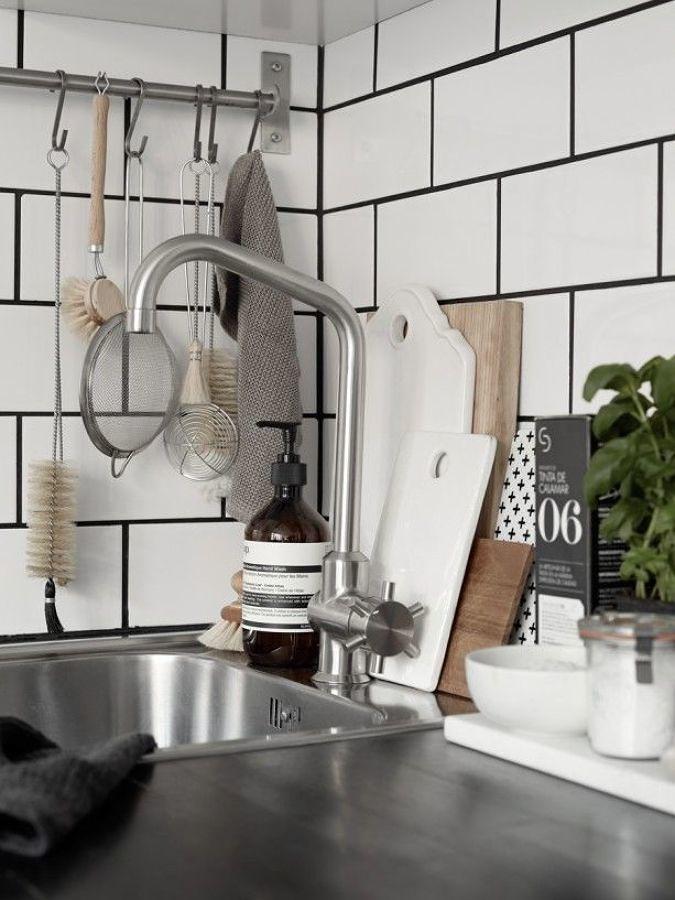 Decordots Industrial And Raw With Lots Of Repurposed Things: Alternativas Low Cost Para Organizar Tu Cocina