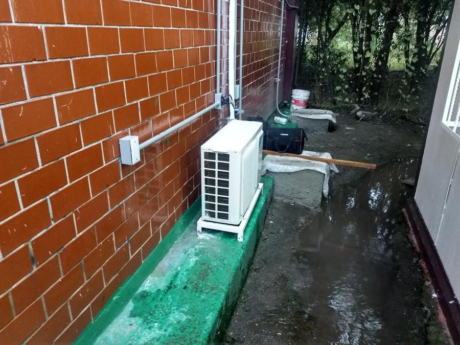 Base para condensadora