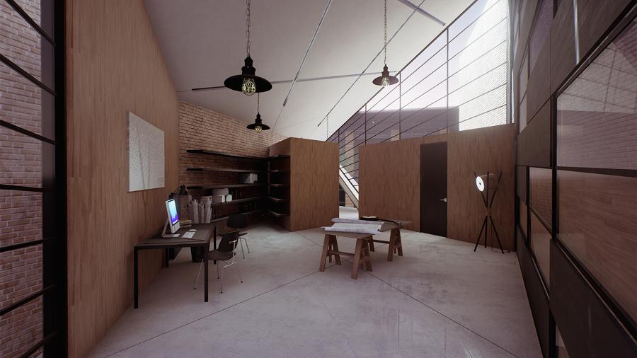 Bureau / oficina