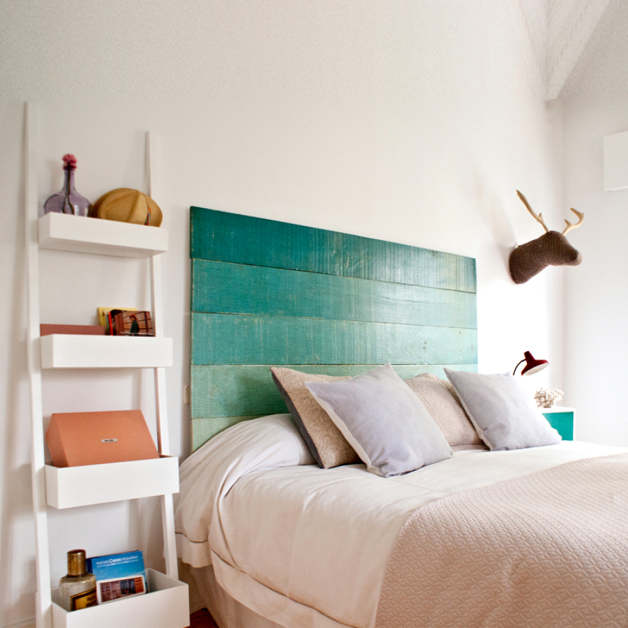 Como hacer un cabecero de cama original good with como - Como hacer un cabecero ...