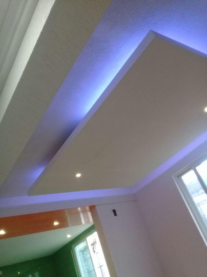 Algunos de nuestros trabajos ideas construcci n casa - Luz indirecta techo ...