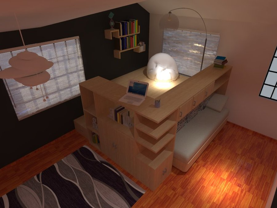 Cama-sofá