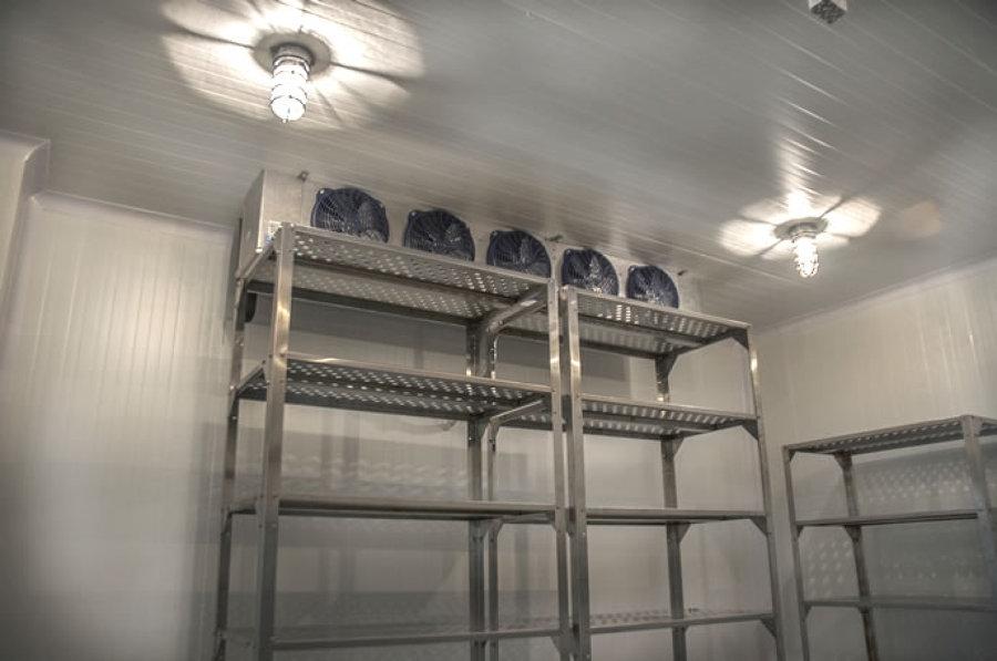 Foto c mara de refrigeraci n de resetec servicio tecnico - Tecnico en construccion ...