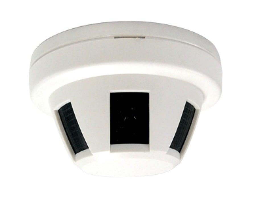 Foto camara oculta sensor de humo de seguridad integral sicam 156396 habitissimo - Camara oculta en vestidores ...