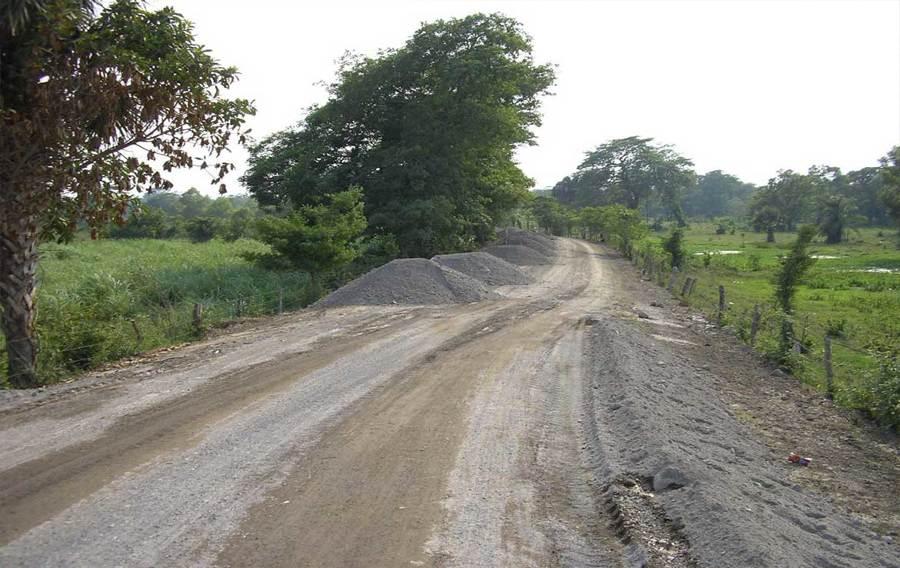 Caminos Rurales CONAGUA