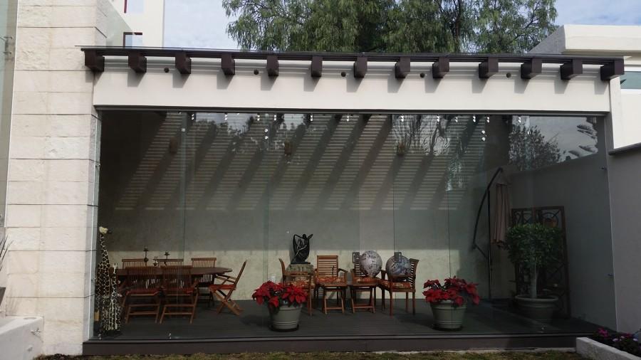 Remodelaci n casa en huixquilucan ideas vidrieros for Ideas para remodelacion de casas