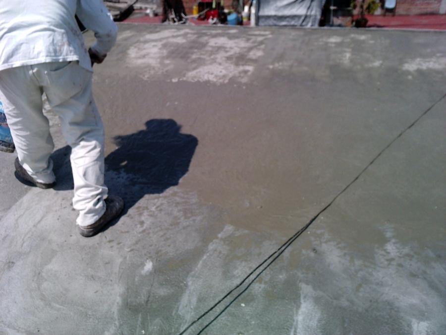 capa final de cemento con resina acrilica2