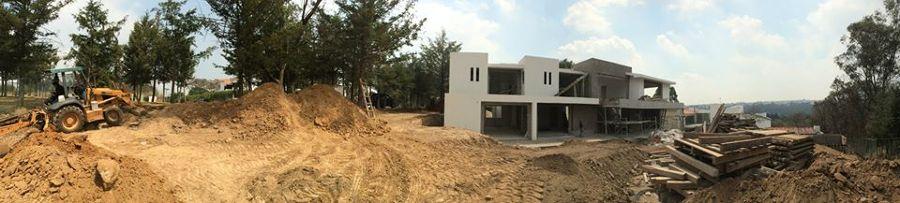 Casa Apaxco, Construccion