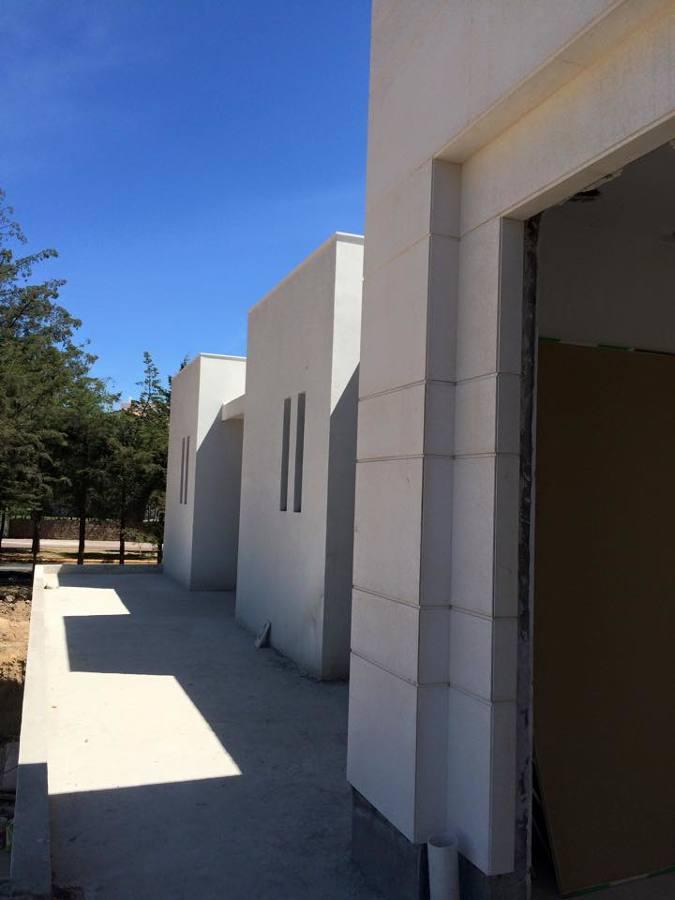 Casa Apaxco, Terraza