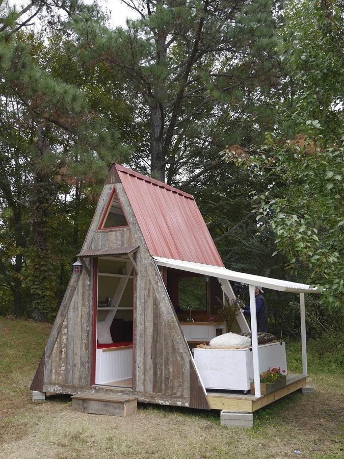 casa cabaña