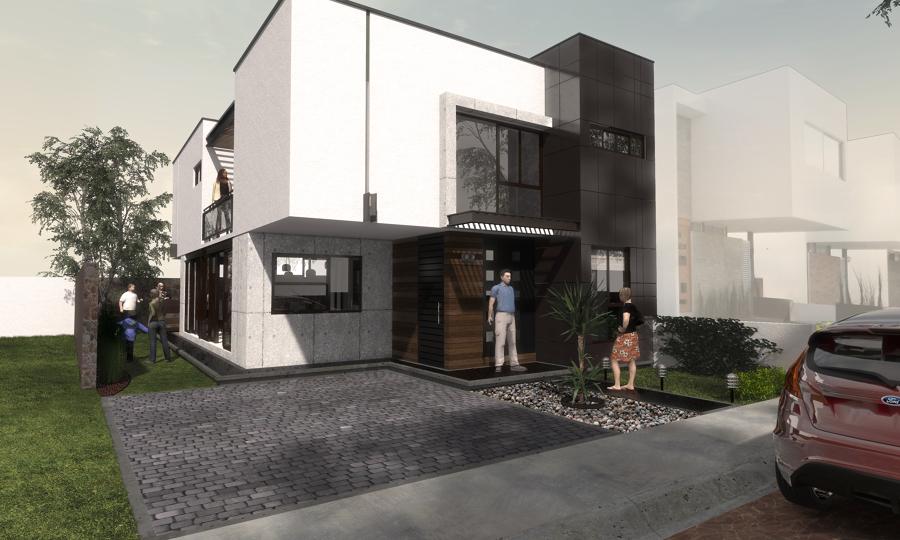 Casa Cañadas del Lago,Querétaro