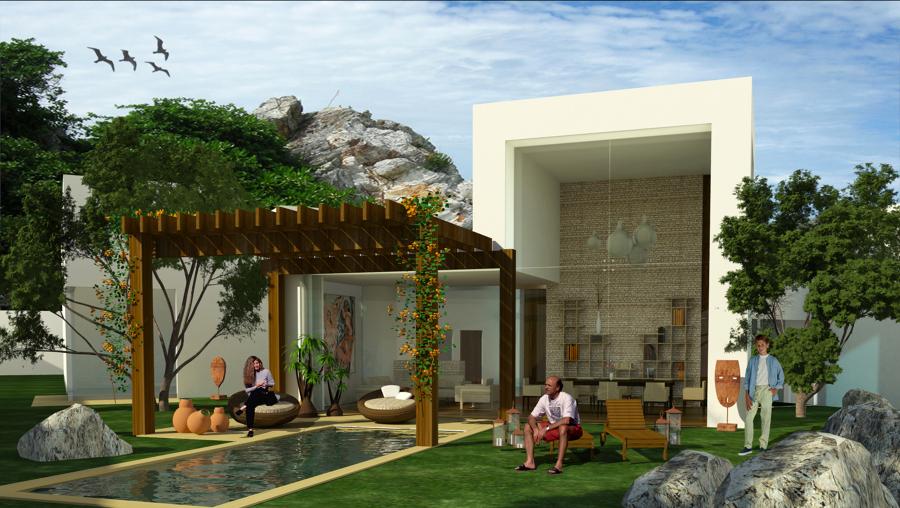 Foto casa en la playa de art design 125276 habitissimo for En zacatecas hay playa