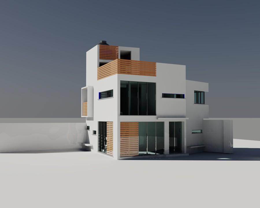 Casa de las palmeras ideas arquitectos - La casa de las palmeras ...