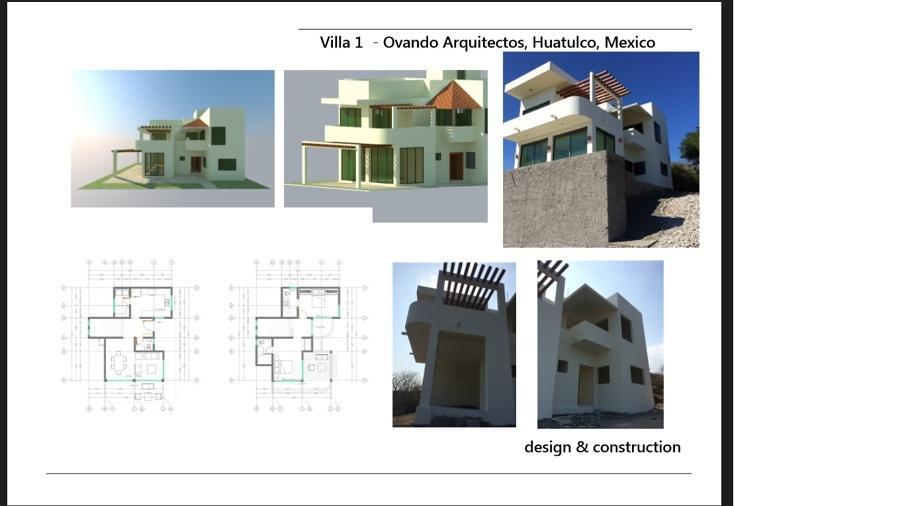 Foto casa habitaci n proyecto construci n for Proyecto casa habitacion minimalista