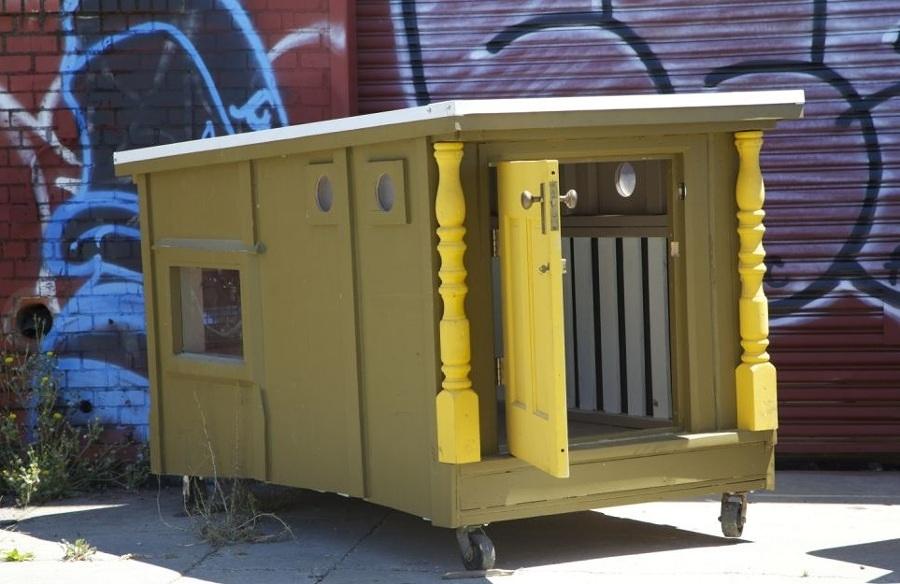 casa para homeless