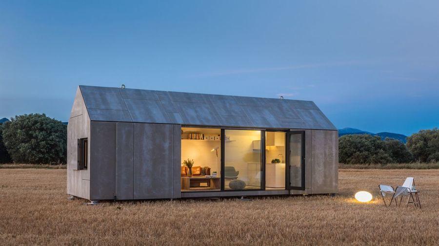 Casa Ábaton prefabricada