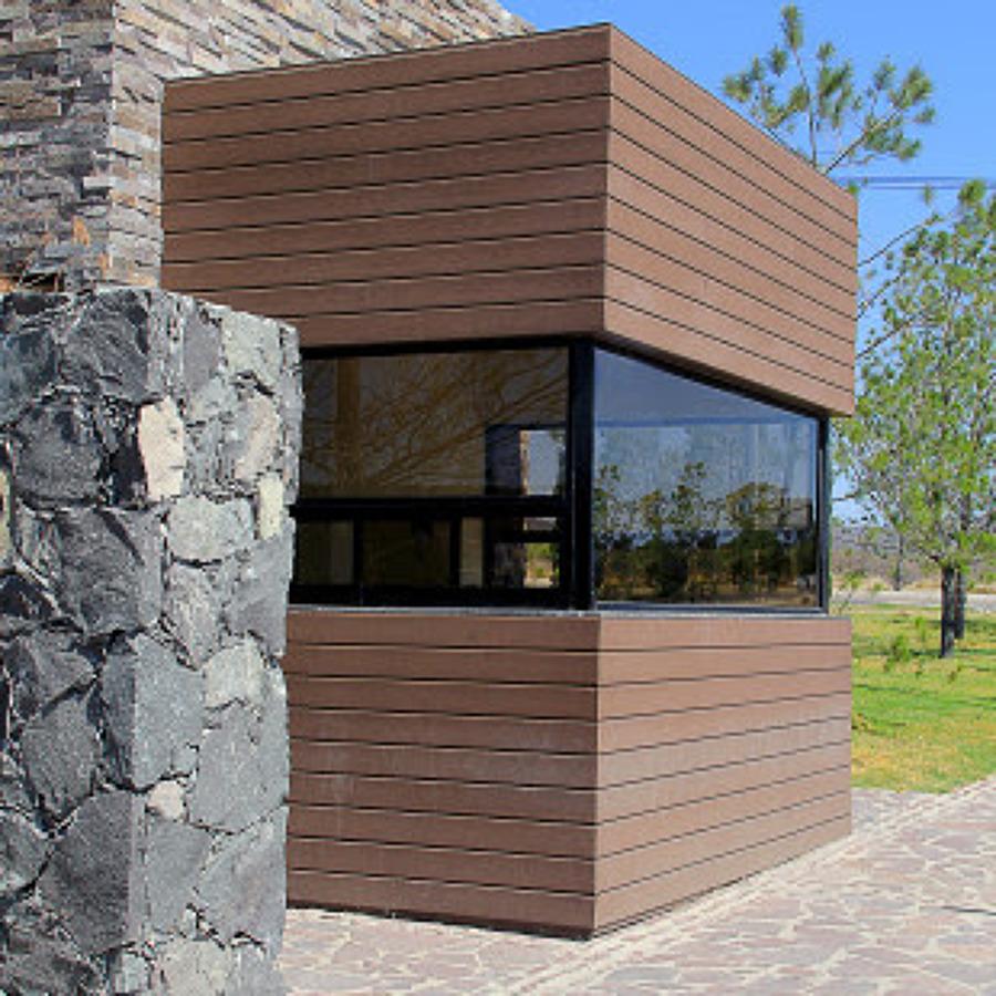 Foto caseta de vigilancia de inframich 200848 habitissimo for Casetas para terrazas