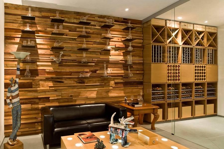 Foto cava de vinos de constructora ikaboss sa de cv - Cavas de vino para casa ...