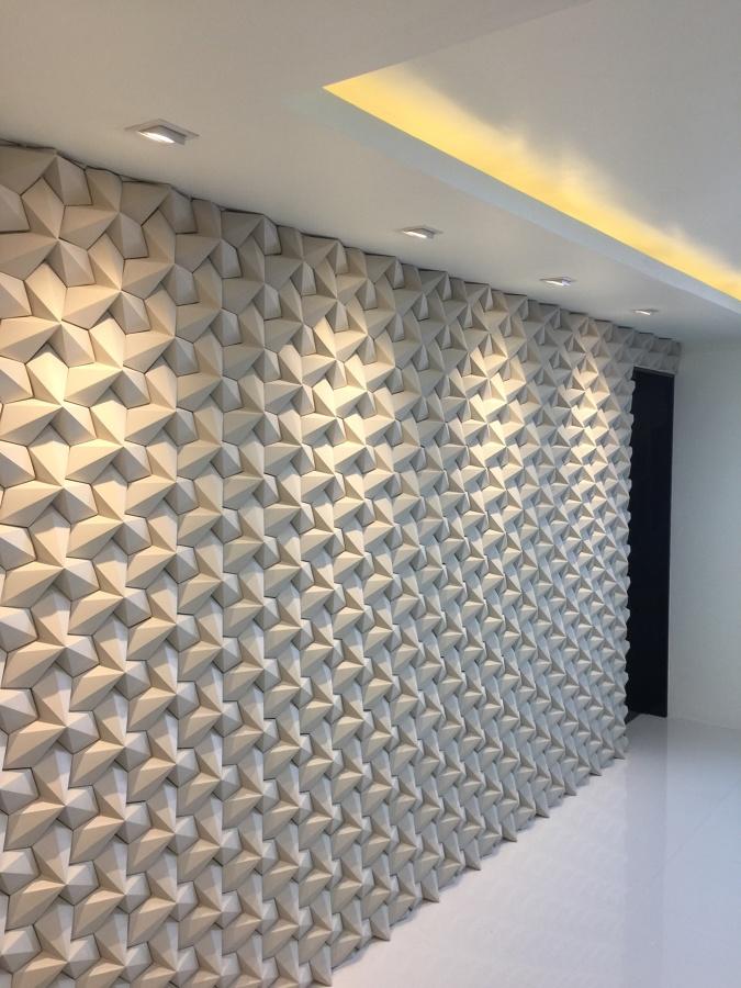 Celosía de concreto
