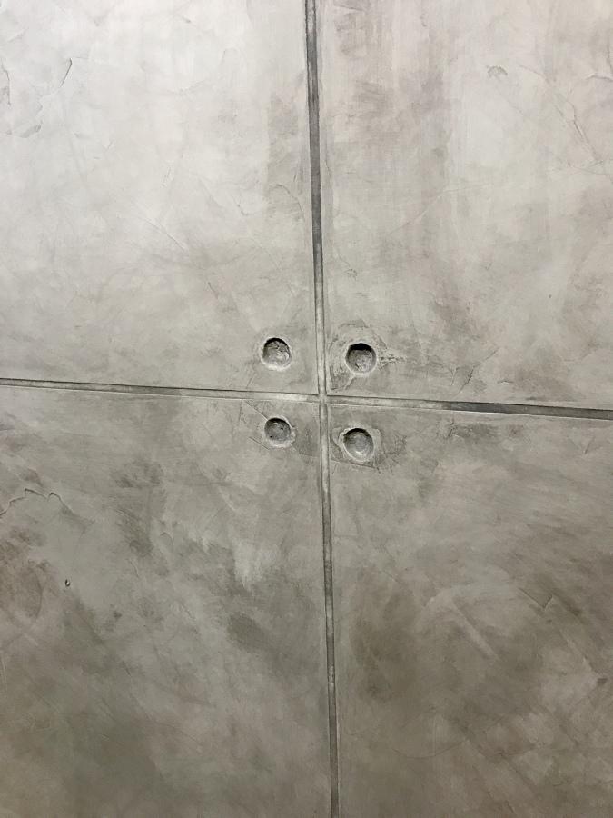 Cemento aparente