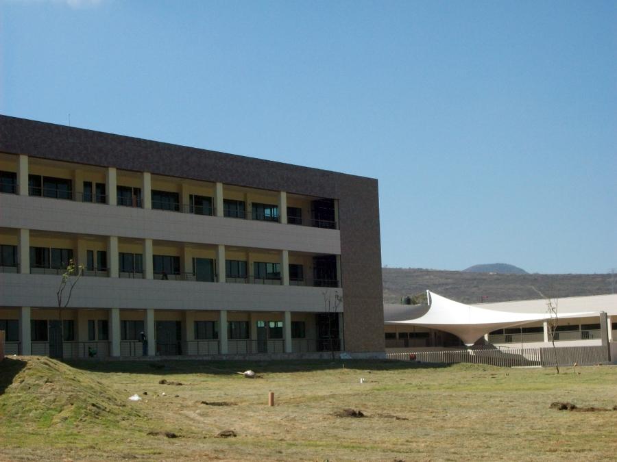"""Centro Administrativo del Poder Ejecutivo y Judicial """"General Porfirio Diaz"""" Oaxaca"""