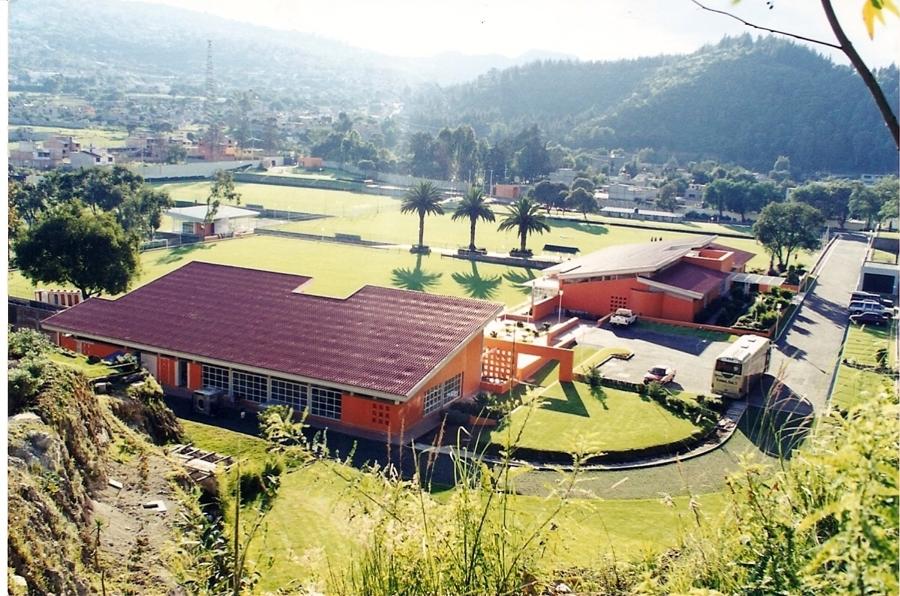 Centro de Capacitación de alto Rendimiento de fútbol de la Selección Nacional.