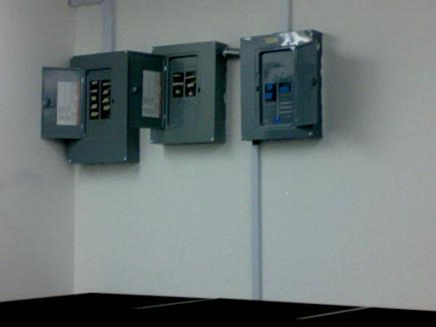 centros de carga para distribucion de energia para 200