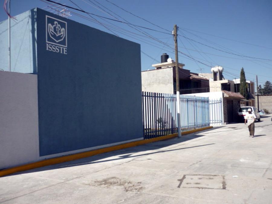 CLÍNICA DEL ISSSTE, IXTLAHUACA. EDO. MEX